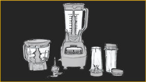 How Food Processor Works | how does a food processor works