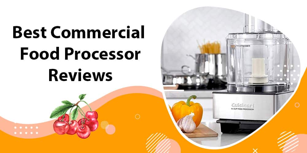 commercial food processor
