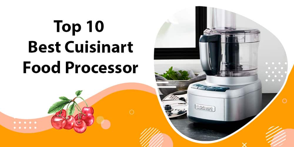 best Cuisinart food processor