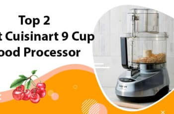 Cuisinart 9 Cup Food Processor