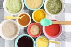 Benefits of a Baby Food Processor