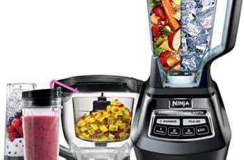 Blender Food Processor Combo