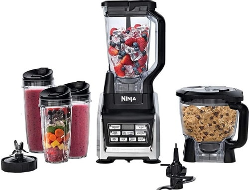 ninja system 1200 watts
