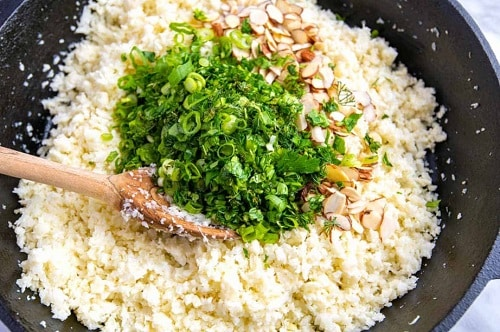 How To Make Cauliflower Rice Without Food Processor