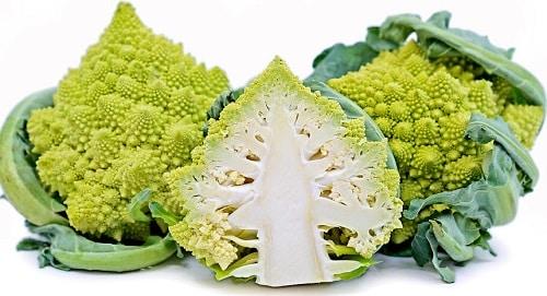 What is Romanesco cauliflower