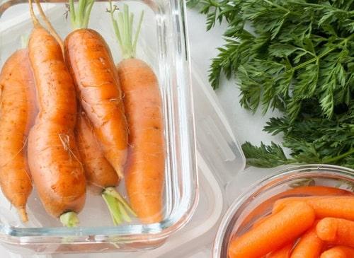 How Long Do Carrots Last In Fridge