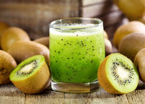 How To Make Homemade Kiwi Juice