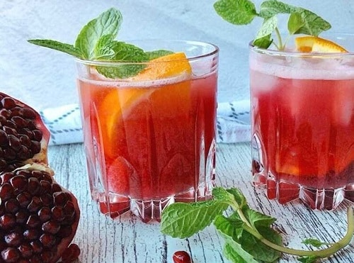 How To Make Homemade Pomegranate Juice