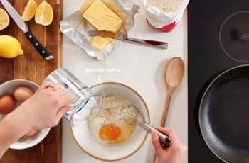 How long does pancake batter last in the fridge