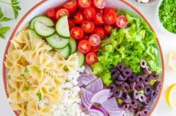 can you freeze pasta salad