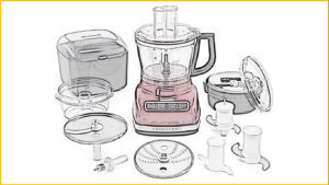 Best-Food-Processor-With-Dough-Blade