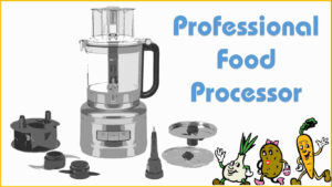 Best Professional Food Processor Reviews