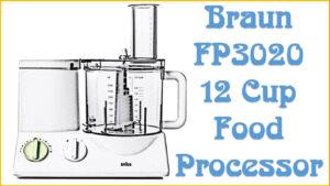 Best braun food processor with kugel blade