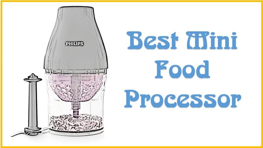 Best Mini Food Processor Reviews