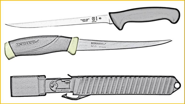 Best Fillet Knife For Saltwater Fish