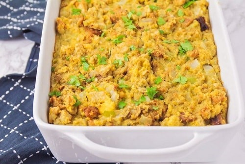 How to Cook Cornbread Stuffing