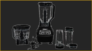 Ninja Mega Kitchen System BL770 Review