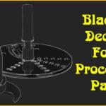 Black and Decker Food Processor Parts
